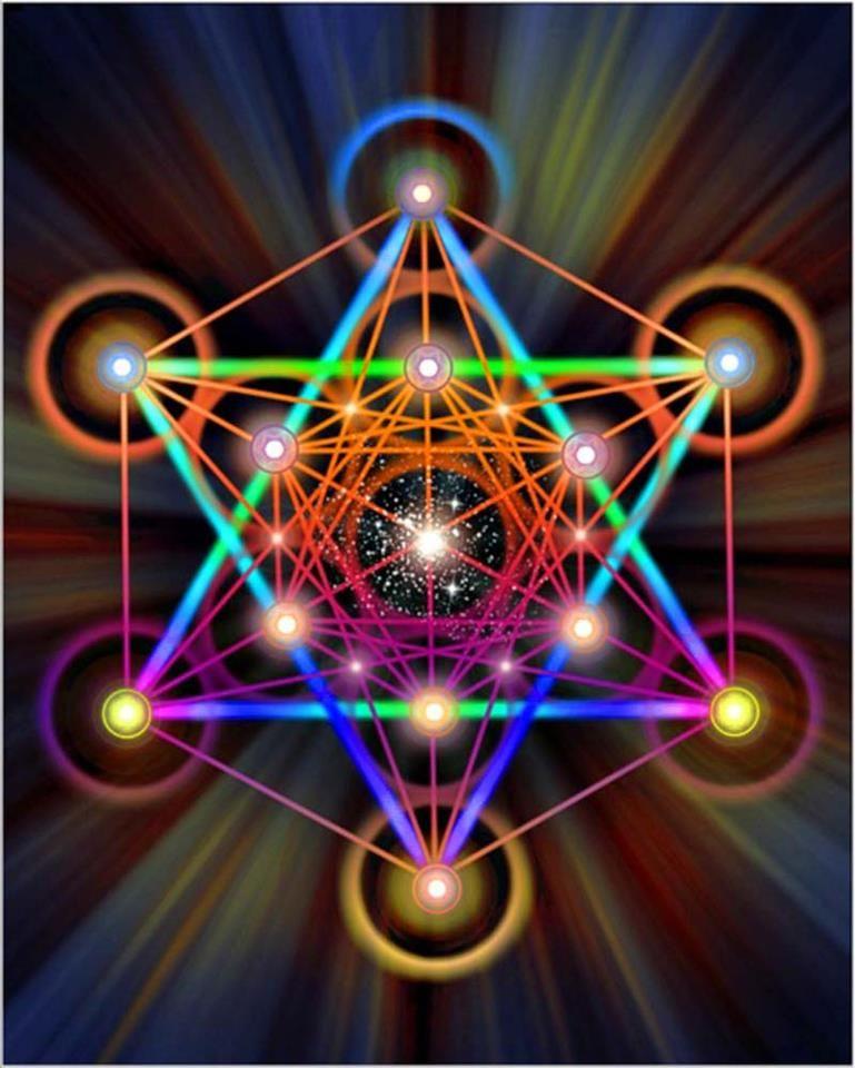 Pin On Artistic Photos Spiritual Cubo de metatron wallpaper hd