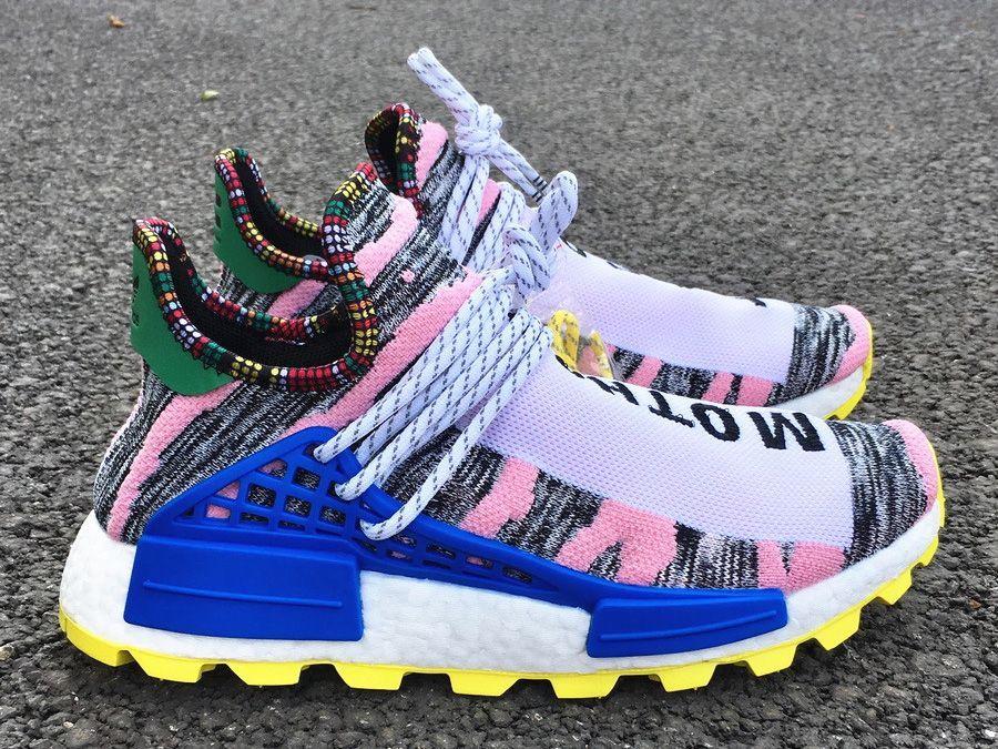 Mens fashion shoes, Pharrell