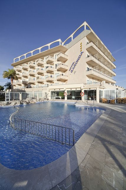 Hotel Mac Garonda Playa De Palma Mallorca Hotel Anniversary Trips Travel