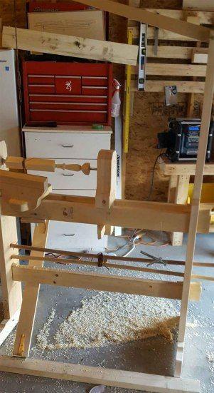 Spring Pole Lathe Plans Pdf