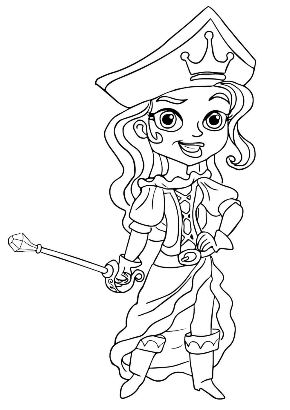 Printable Pirate Color Pages 101 Activity Free Coloring Pages Free Printable Coloring Pages Coloring Pages [ 1414 x 1000 Pixel ]