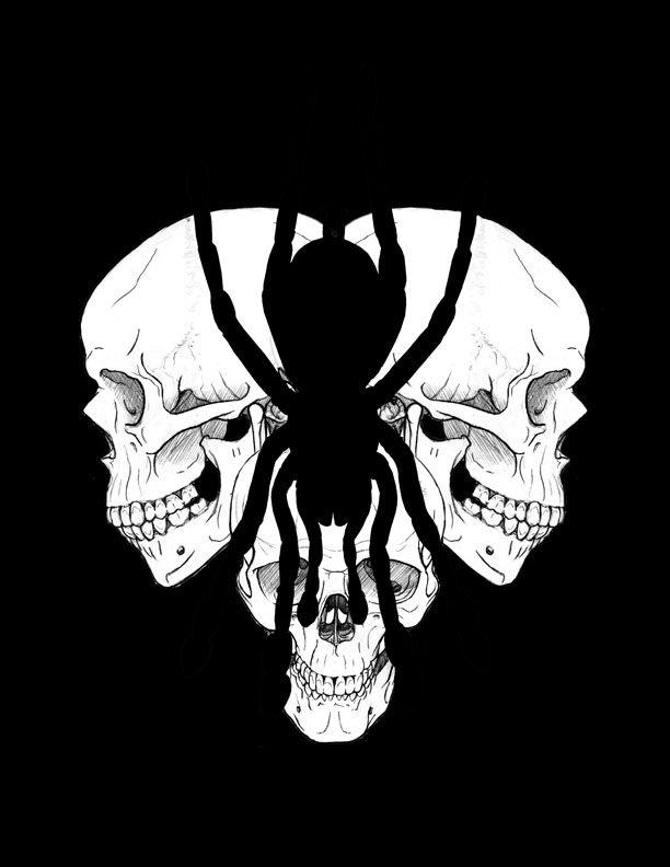 skulls and T by Kruggar