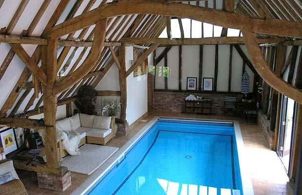 on the property market indoor swimming pools