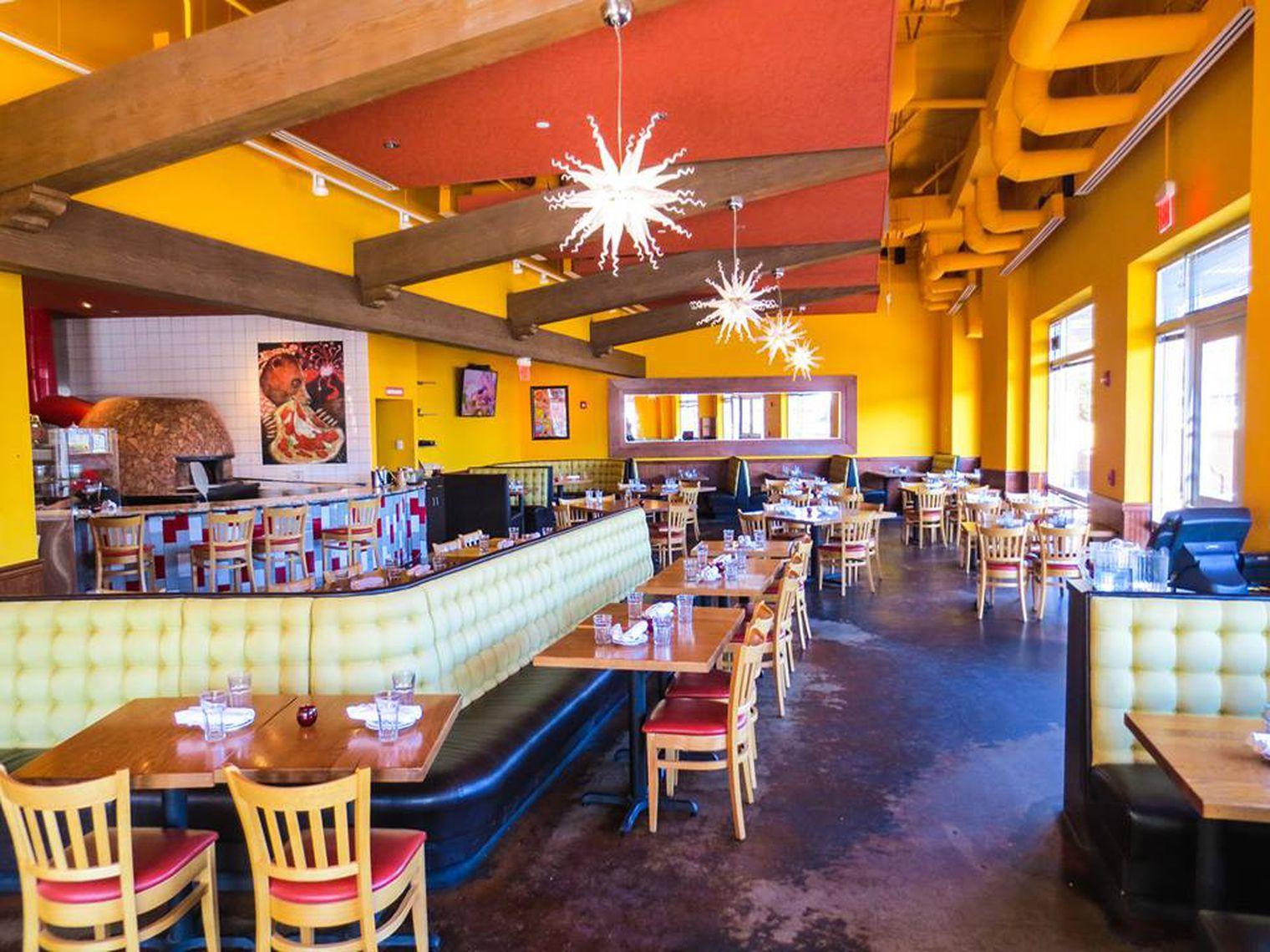 14 Kid Friendly Restaurants In D C