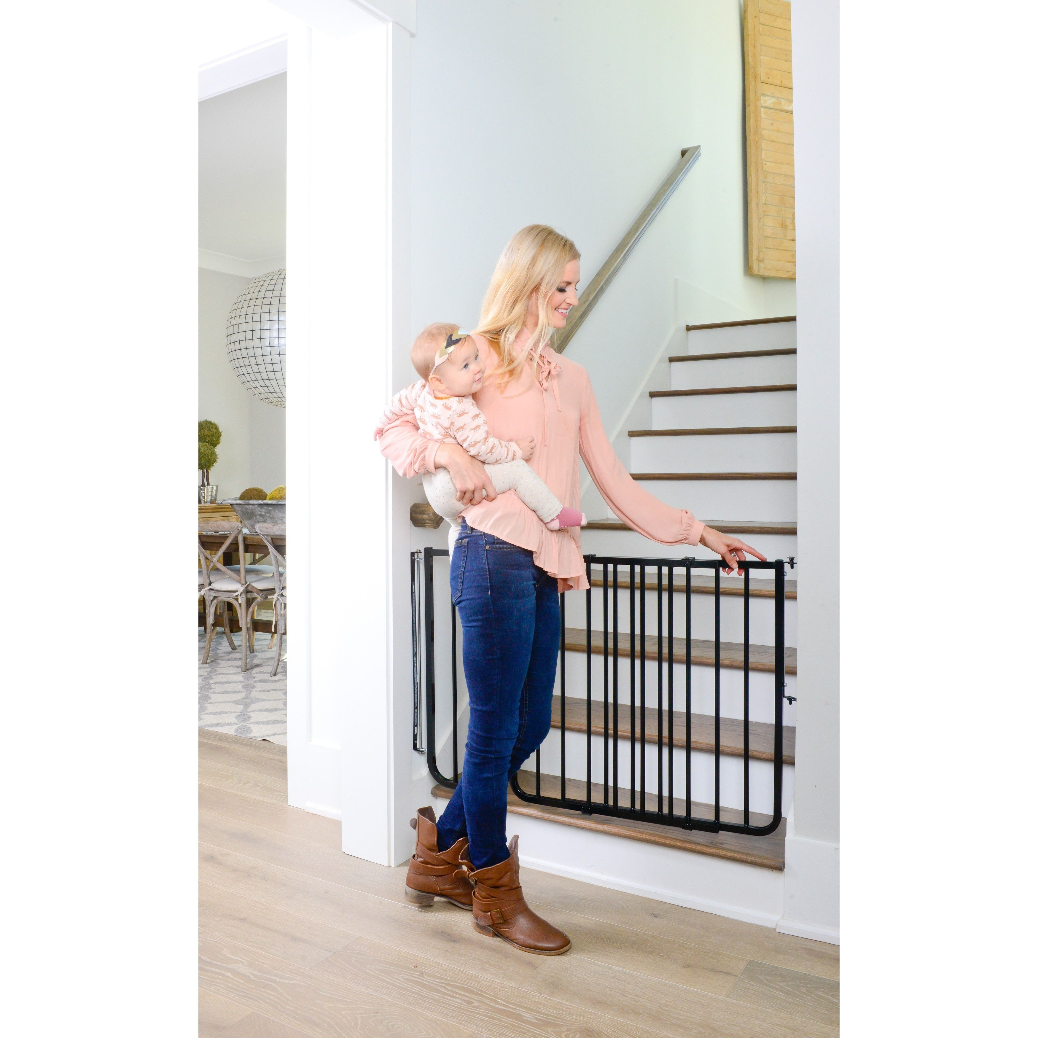 Cardinal Gates Stairway Special Child Gate Products Pinterest