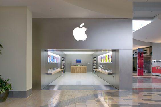 Apple Retail Store Oakridge Apple Store Design Store Design Interior Apple Store