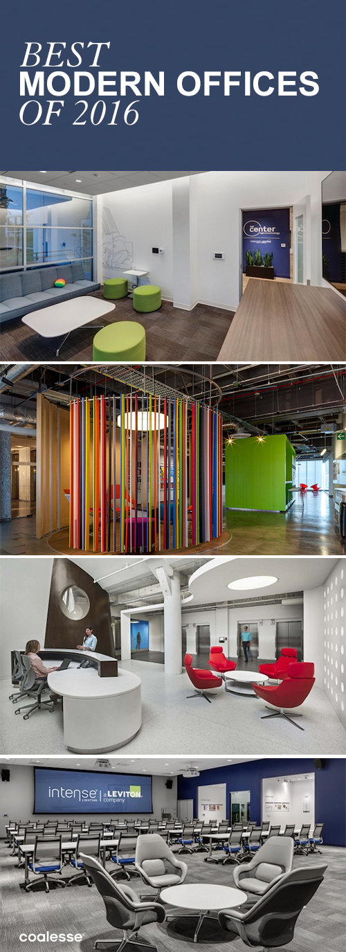 best modern offices of 2016 pinterest modern office design