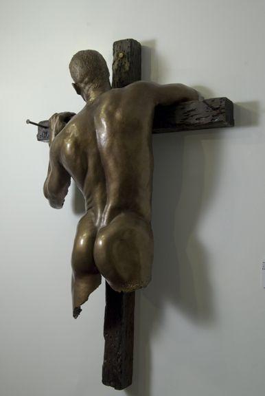 Philip Hitchcock - Jesus, 2008