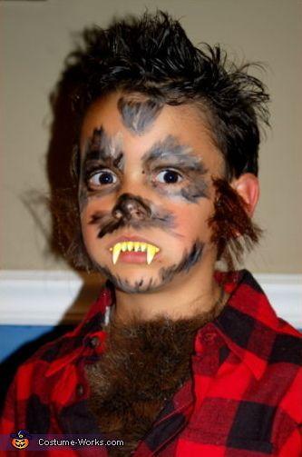 Image result for boy werewolf costume diy little ones image result for boy werewolf costume diy solutioingenieria Choice Image