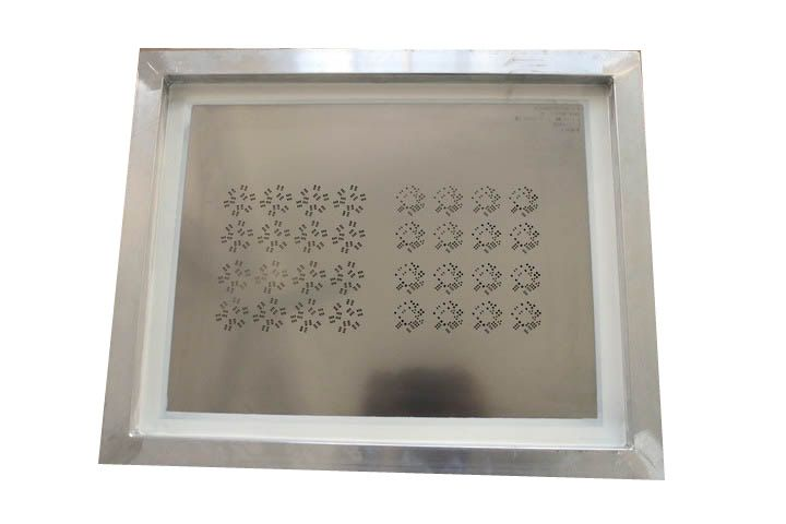 Pcb Silk Screen Printing Aluminum Frame Wire Mesh World Pty Co Ltd Screen Printing Silk Screen Printing Silk Screen