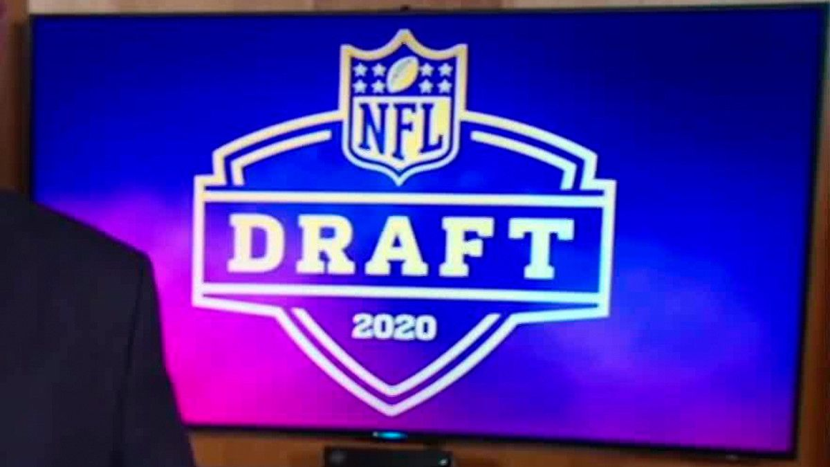 Led by LSU Alabama SEC Players Dominate Remote NFL Draft
