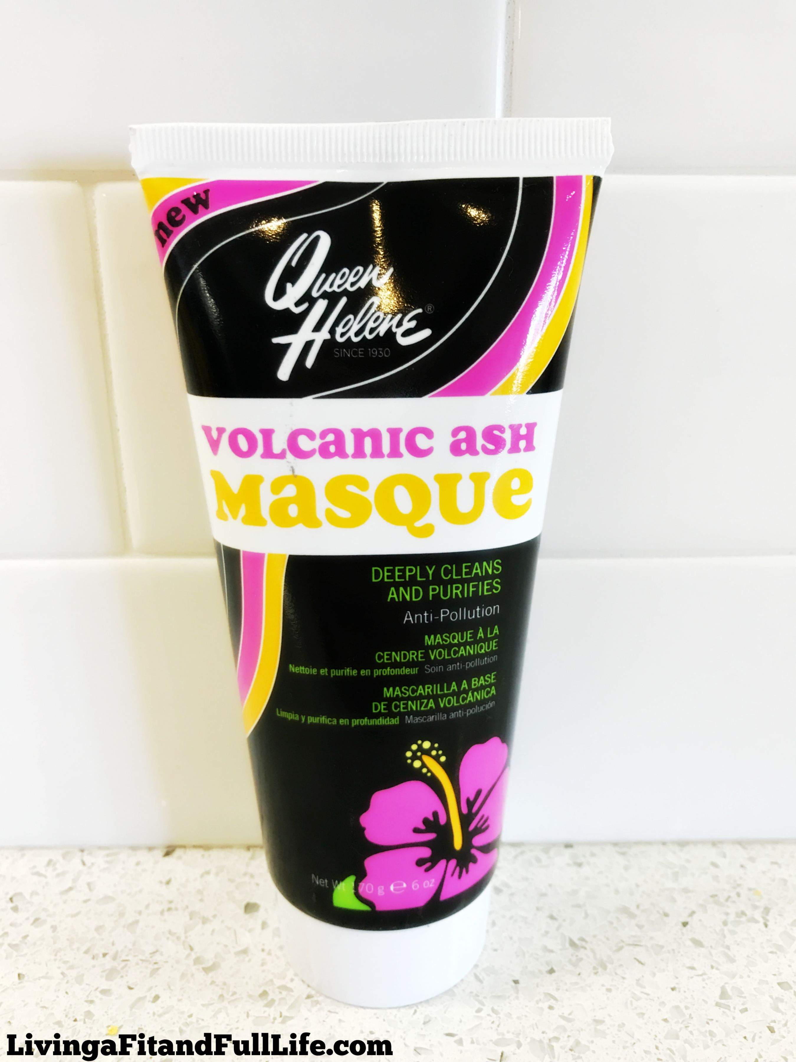Detox Your Skin with Queen Helene's NEW! Volcanic Ash