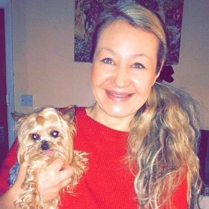 Teacup Karmen #yorkiesofinstagram #teacupyorkie #yorkshireterrier #smalldogs #loveanimals #happydogs  Photo By: dogs.downtown  http://bit.ly/teacupdogshq