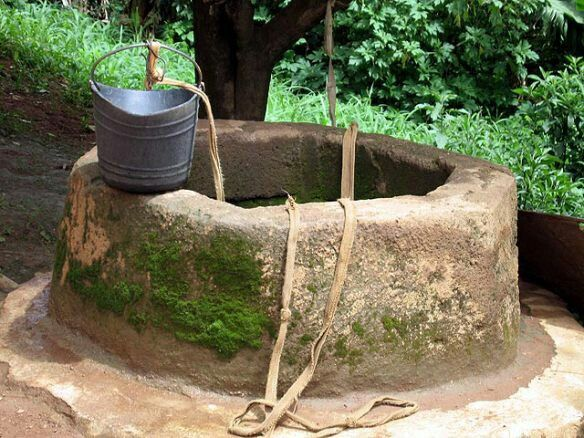Well in Sri Lanka countryside | Water well, Wellness, Off grid living