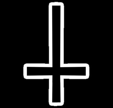 5 Things You Never Knew About Satan Upside Down Cross Satan Satanic Cross