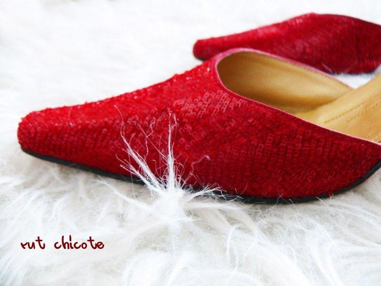 Zapatos a la vista