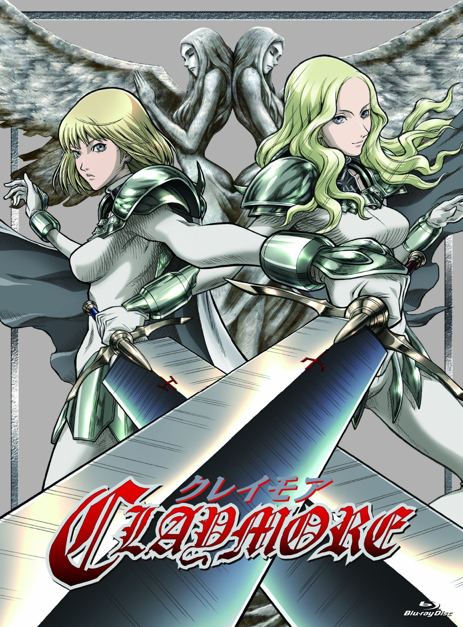 Claymore Clare and Theresa Anime, Claymore anime
