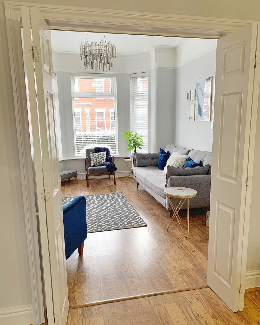 Gemma Louise On Instagram One Of The Selling Points For Us Buying The House Was That The Victorian Living Room Living Room Divider Living Room Knock Through