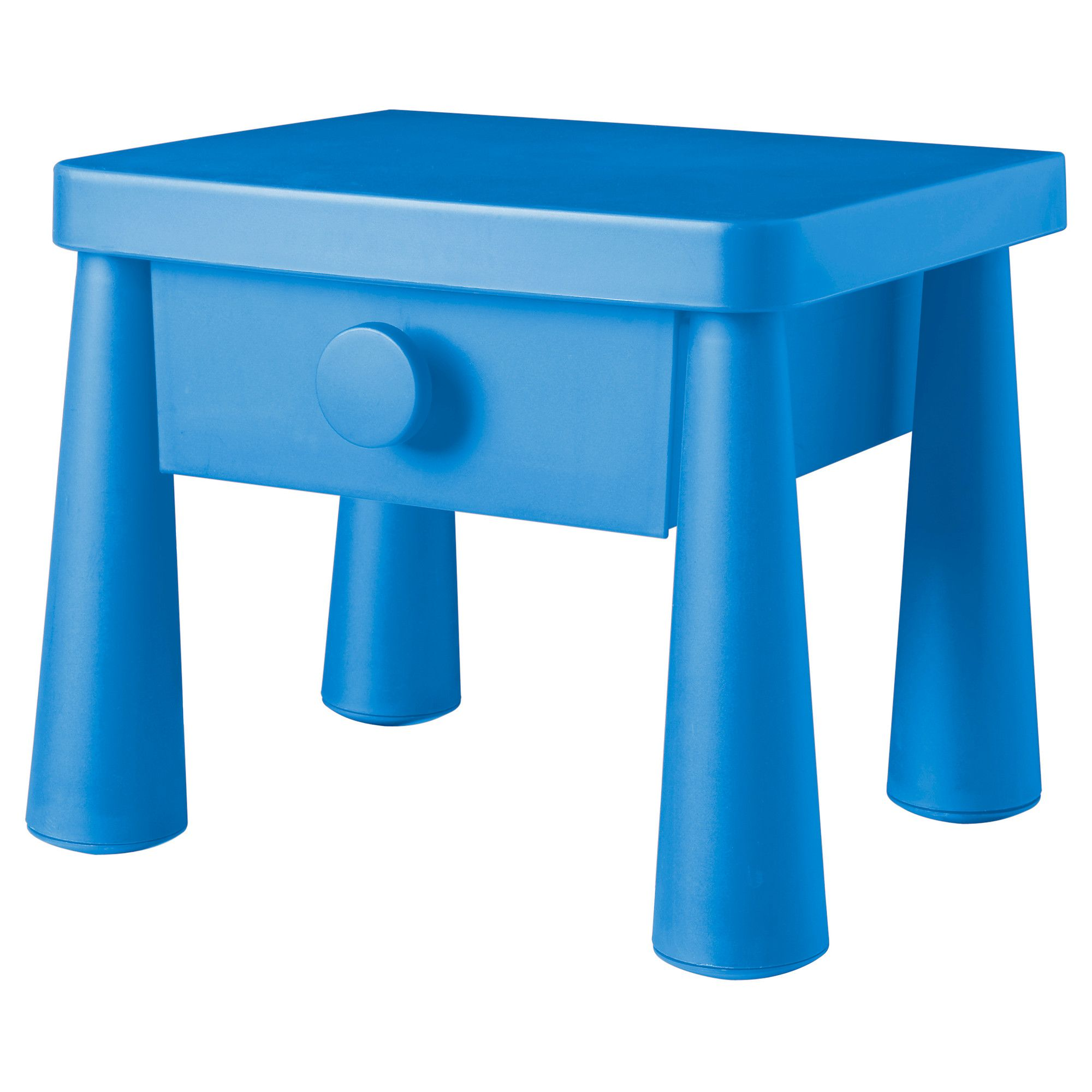 Best Mammut Nightstand In Blue From Ikea Looks Like The Side 640 x 480