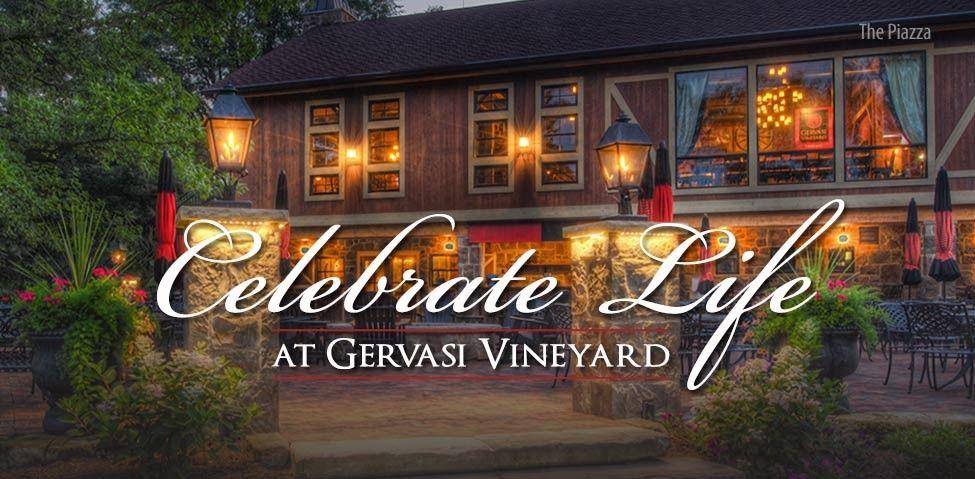 Ohio Winery And Italian Restaurant Gervasi Vineyard Canton Ohio