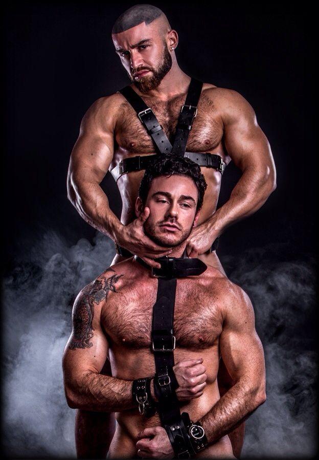 Gay men bound