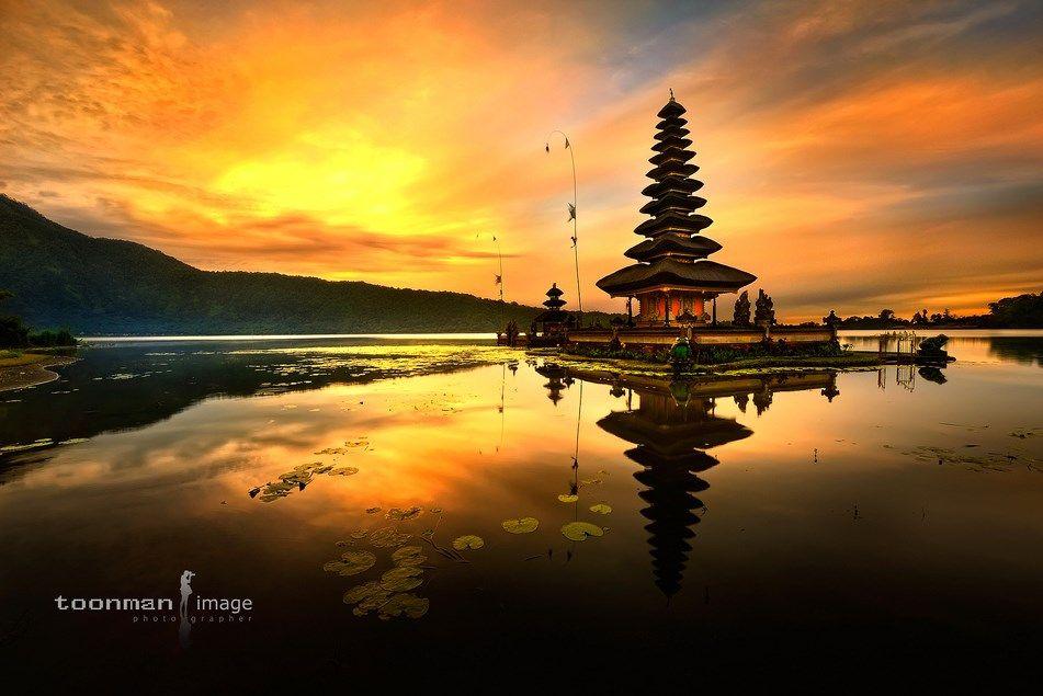 Pura Ulun Danu Bratan Bali Water Temple Places To Go Bali