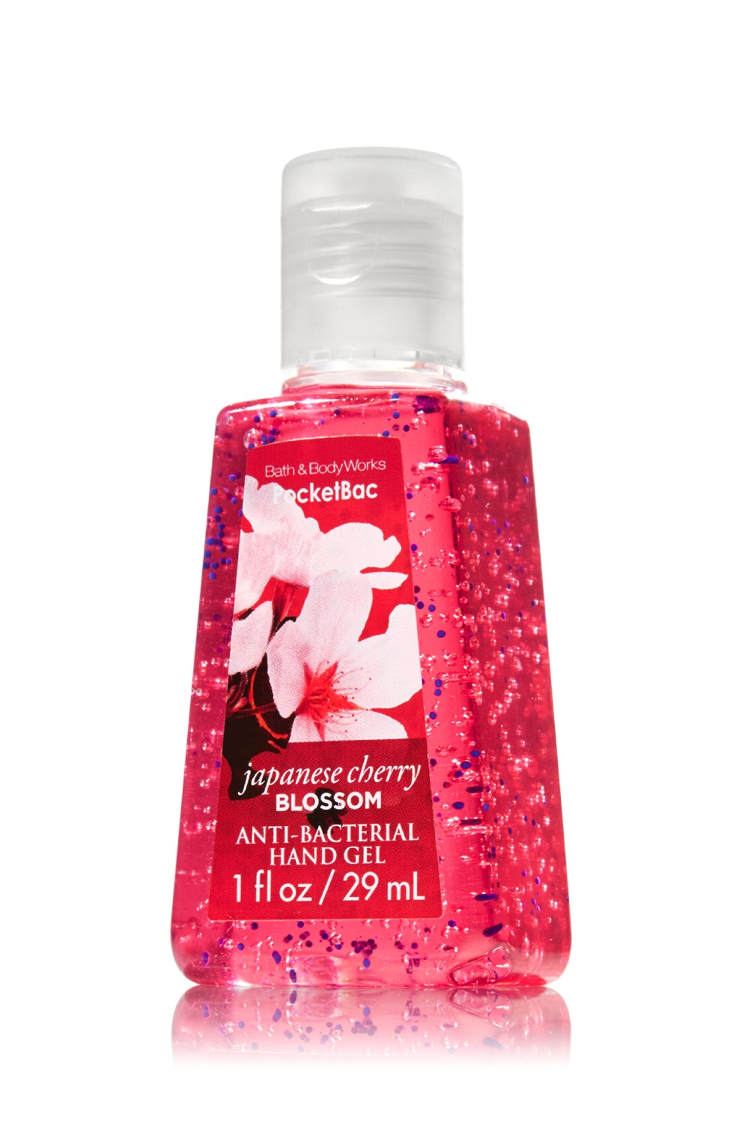 Japanese Cherry Blossom Pocketbac Sanitizing Hand Gel Soap