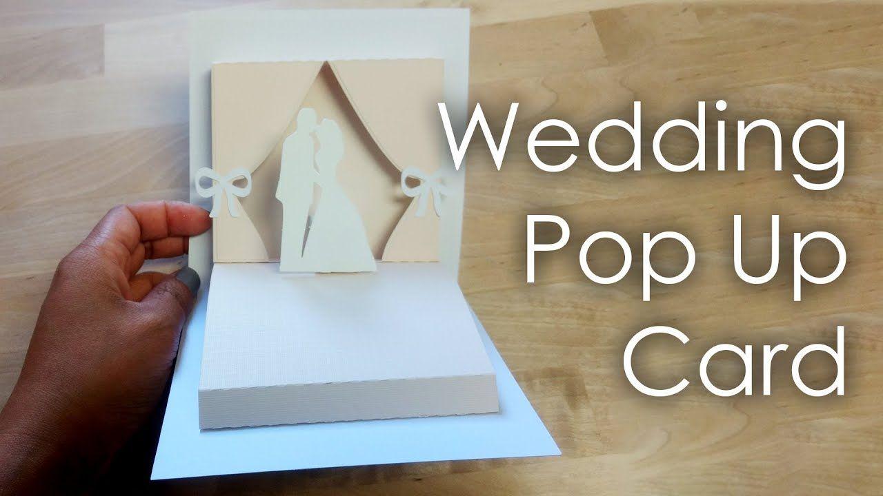Tutorial Template Diy Wedding Project Pop Up Card Diy Pop Up Cards Templates Wedding Card Diy Diy Pop Up Cards