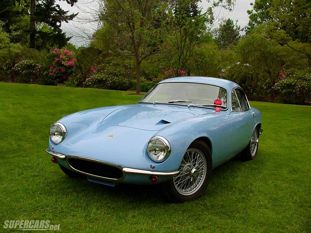 1958 1963 Lotus Elite With Images Lotus Elite Lotus Car