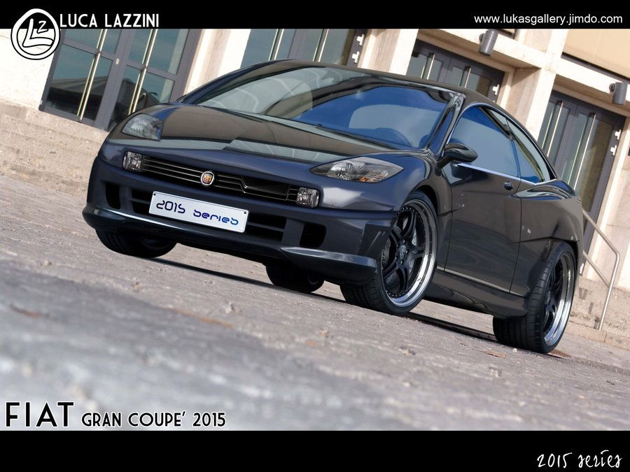 Fiat Gran Coupe' 2015 by LazziTuning