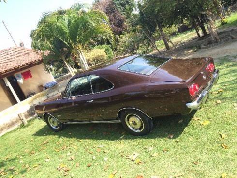 Gm Chevrolet Opala 78 4cc 1980 Opala 78 Carro Brasileiros Opala