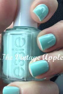 I just bought this color it's gorgeous! Thanks a lot kristi for getting me addicted to Essie. I'm mad at you now.