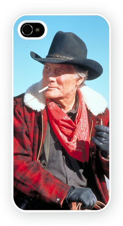 City Slickers Jack Palance Cas De Telephone Portable Pour L Iphone 4 4s 4 5s 5c Et Samsung Galaxy S4 Retour Couverture Jack Palance Veteran Movie Actors