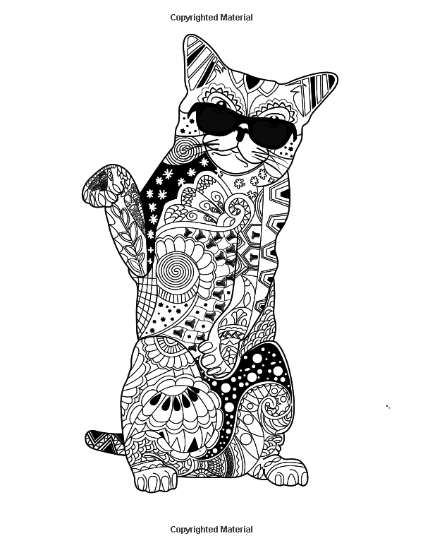 83 Creative Animal Coloring Book