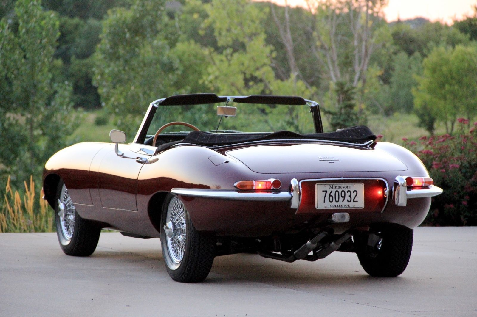 1967 Jaguar E-Type in eBay Motors, Cars & Trucks, Jaguar, E-Type ...