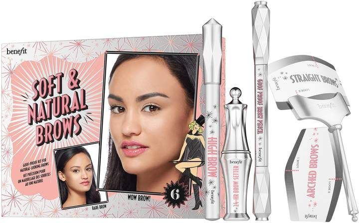 Benefit Cosmetics Soft  038  Natural Brow Kit #benefit #Brow #Cosmetics #Kit #natural #natural_brows #Soft #naturalbrows