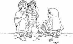 21 Awesome Zakat Clipart Coloring Pages Ramadan Crafts Color