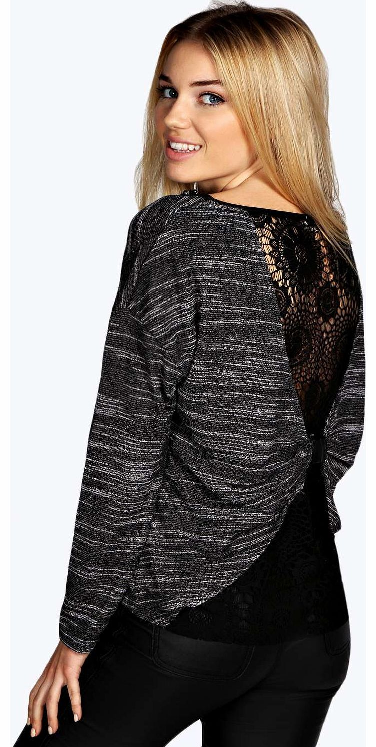 boohoo Lucy Lace Back Necklace Jumper - black azz14395 Go back to nature with your knits this season and add animal motifs to your must-haves. When youre not wrapping up in woodland warmers, nod to chunky Nordic knits and polo neck jumpers in peppered mar http://www.comparestoreprices.co.uk/womens-clothes/boohoo-lucy-lace-back-necklace-jumper--black-azz14395.asp