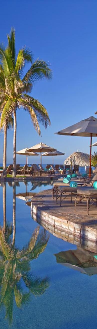 Sheraton Hacienda del Mar Golf & Spa Resort, Los Cabos ♥✤