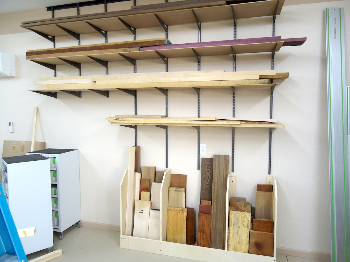 20 Scrap Wood Storage Holders You Can Diy Wood Orfanizer Wood