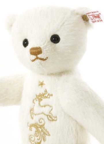 "SAVE $70!! LUMIA by STEIFF - 10"" Alpaca Ltd.Ed. w/Golden Designs - NEW! 035272 #Christmas"