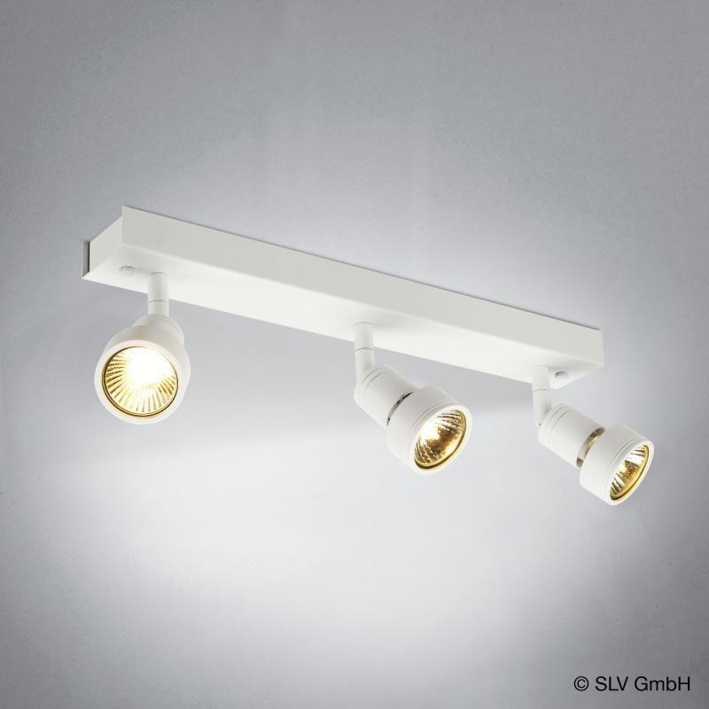 Slv Puri 3 Ceiling Light Spotlight