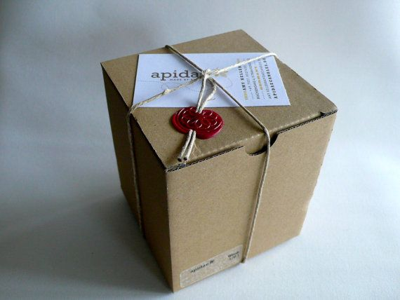 Nice Looking Candle Packaging Creative Product Labels Candle