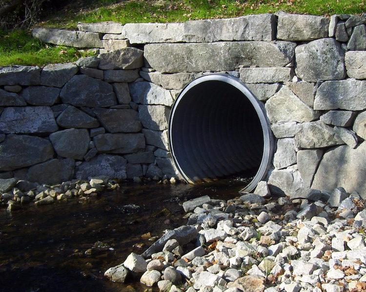 Box Culvert Headwall Google Search Stone Driveway Outdoor Decor Culvert