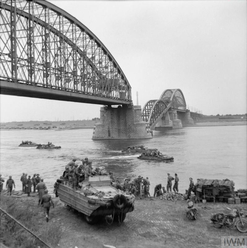 Nijmegen Railway Bridge 1 Operation Market Garden Nijmegen Market Garden