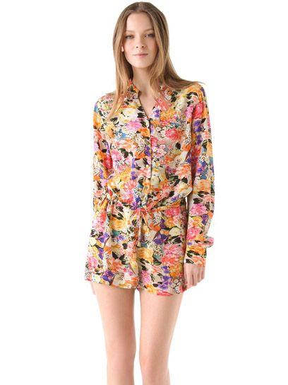Fieldston Romper: Rompers for Summer: Style: teenvogue.com