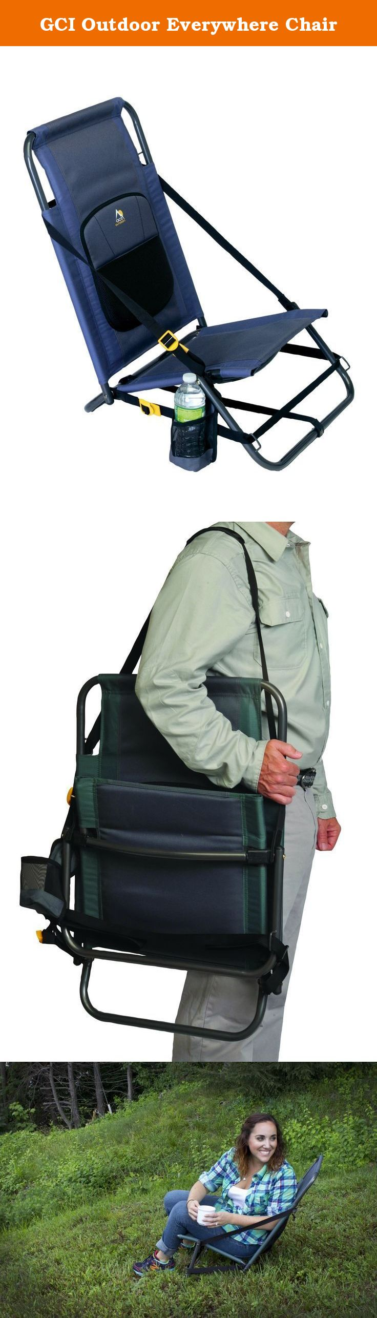 GCI Outdoor Everywhere Chair. When GCI Outdoor Founder Dan Grace Asked U201cWhy  Isnu0027