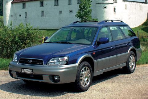 Subaru Subaru Legacy Legacy Outback Subaru