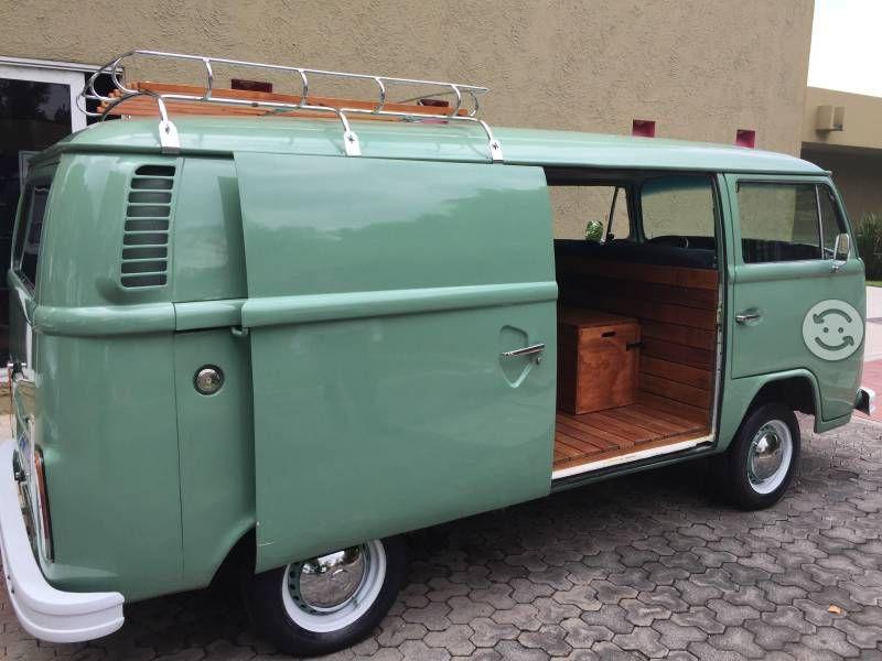 Combi Panel Vw Combis Volkswagen Bus Garaje De Ensueno