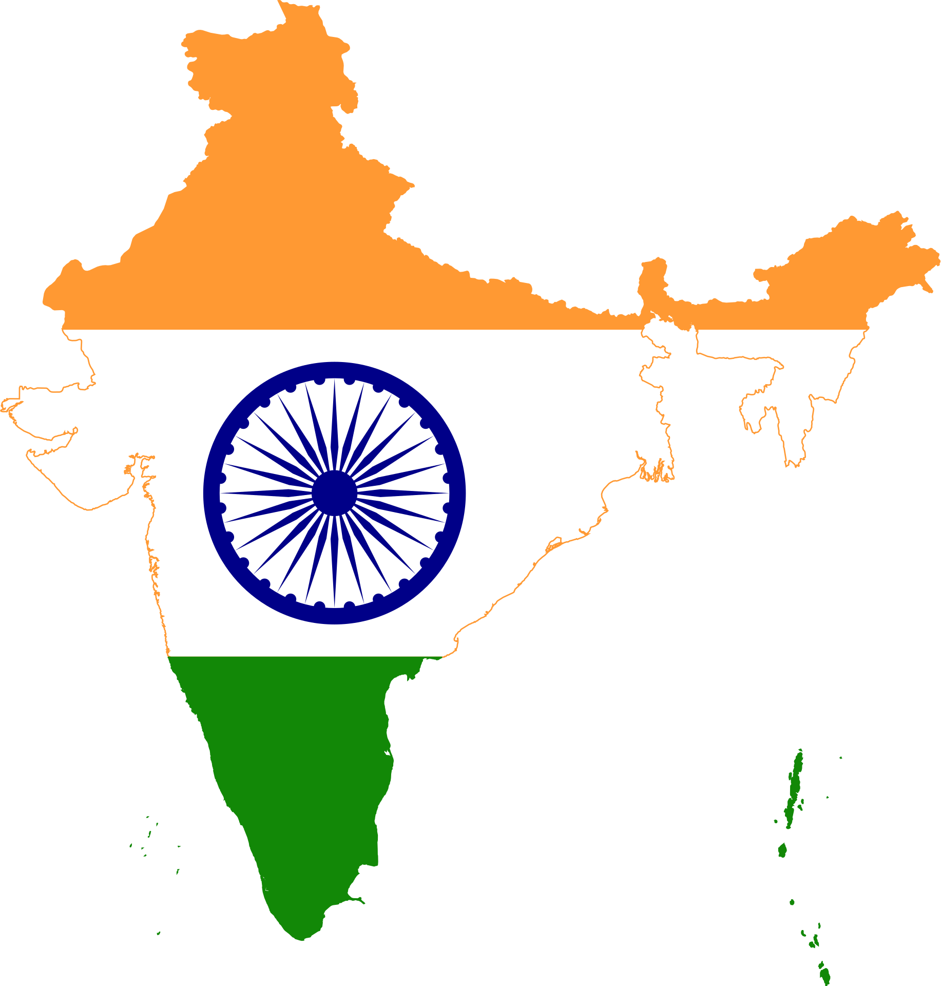 Category Flag Maps Of India Wikimedia Commons India Map Map Travel Scrapbook